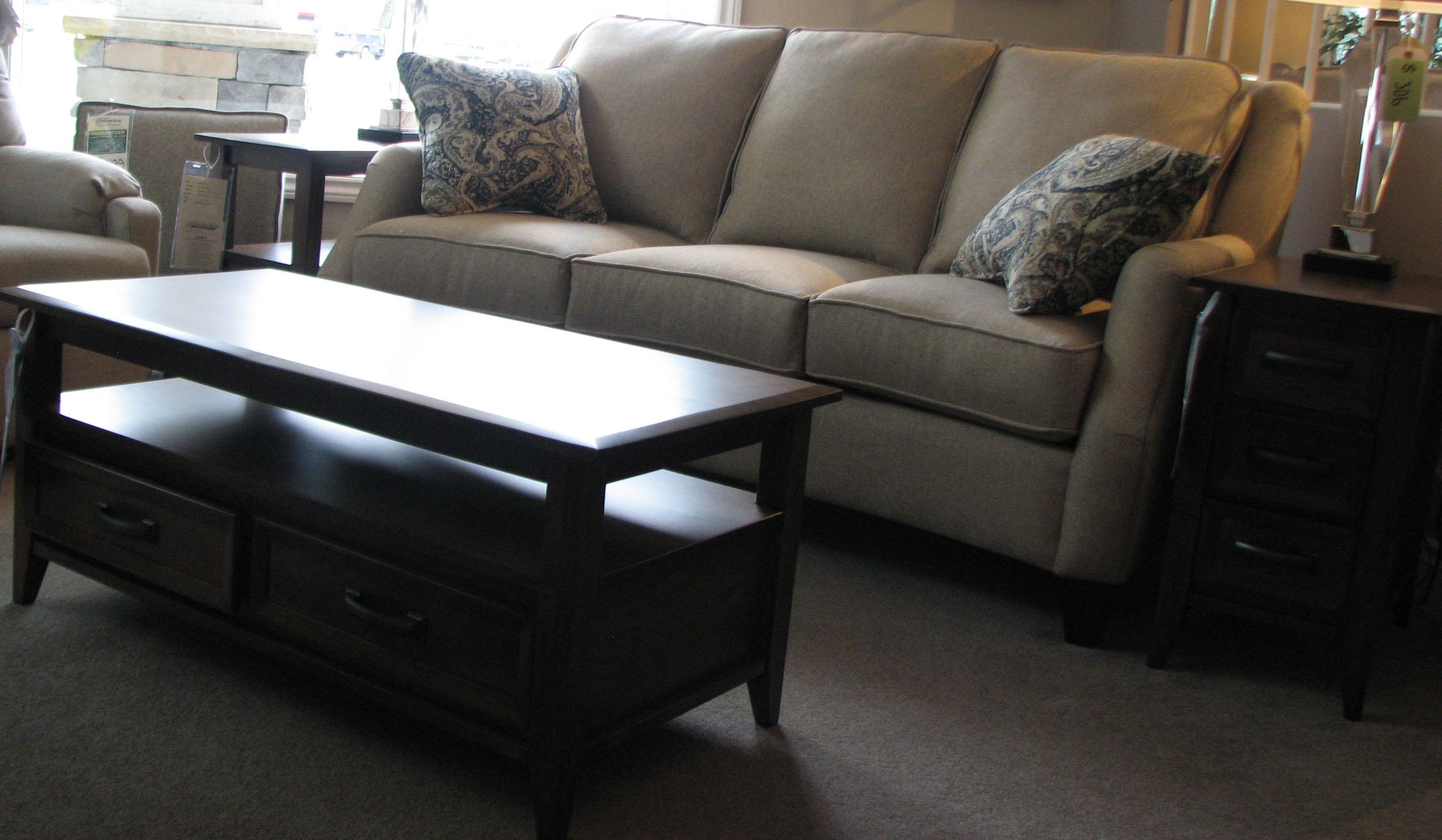 Kalamazoo Living Rooms Sectional Sofas Recliners