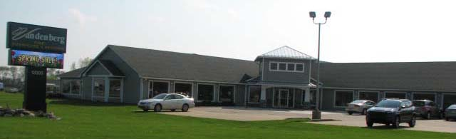 Our furniture store in Battle Creek, MI