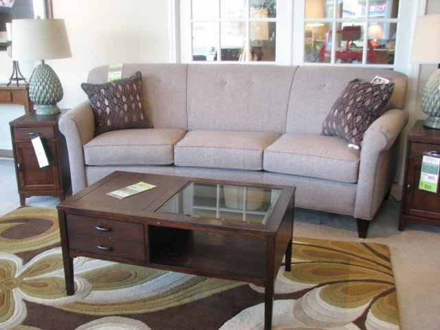 Marshfield Conversation Sofa