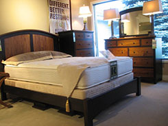 J & L Woodworking Maple Elm Bedroom Suite