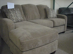 Ashley Sofa With Reversible Chaise