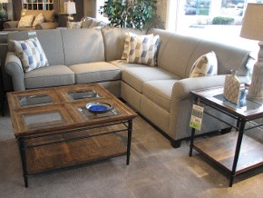 Flexsteel Classic Style Sectional