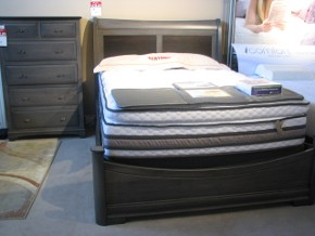 Amish Made Solid Wood Bed from J & L