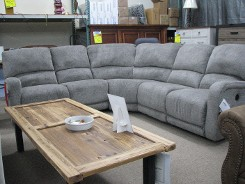 Ashley Reclining Sectional.