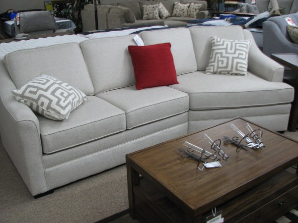 Two-Piece England Sectional