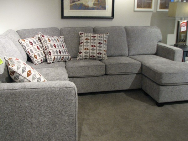 Decor-Rest Sectional with Chaise