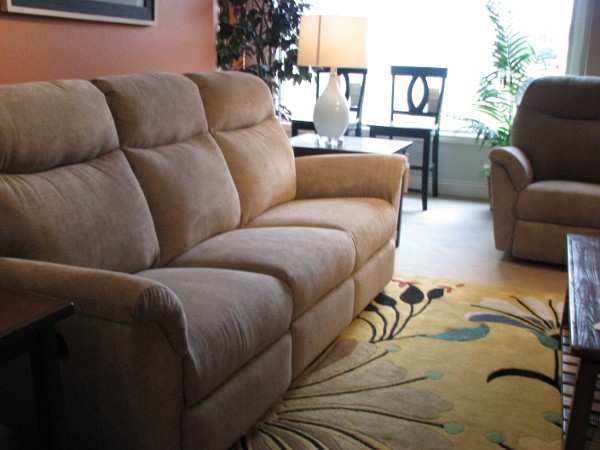 Best Reclining Sofa and Matching Chair